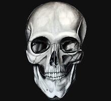 Charcoal Skull Unisex T-Shirt