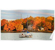 Annapolis Maryland Sunrise Poster