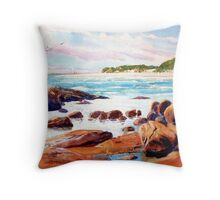 Margaret River Mouth, Western Australia Throw Pillow