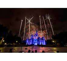 Forever Fireworks! Photographic Print