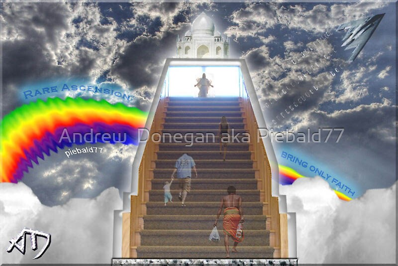 Bring Only Faith by Andrew  Donegan aka Piebald77