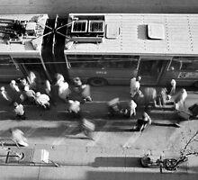 Trolley by Stefan Kutsarov