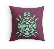 Pretty Contrast - Digital Design Throw Pillow