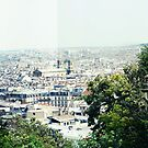 Panorama from Montmartre by babibell