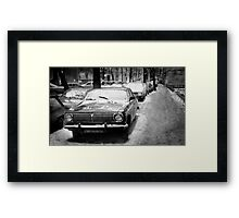 Volga Framed Print