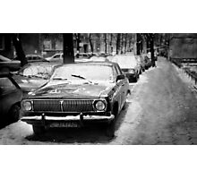 Volga Photographic Print