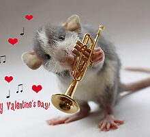 Happy Valentine's Day! by Ellen van Deelen
