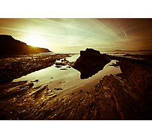 Dooneen Shores Photographic Print
