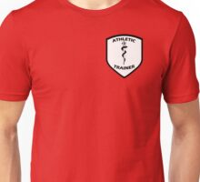 Athletic Trainer- Soccer Unisex T-Shirt