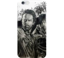 The Dead are Walking iPhone Case/Skin