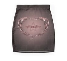 MonStar - Heart Mini Skirt