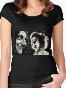 EYE-gore Women's Fitted Scoop T-Shirt