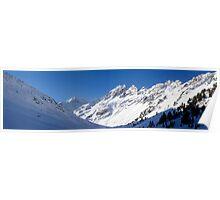 Alpine Valley Poster