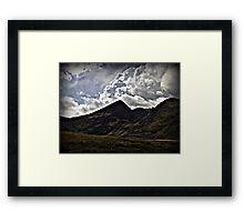 Carrauntoohill - Ireland's Highest Peak Framed Print