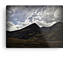 Carrauntoohill - Ireland's Highest Peak Metal Print