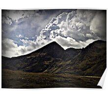 Carrauntoohill - Ireland's Highest Peak Poster