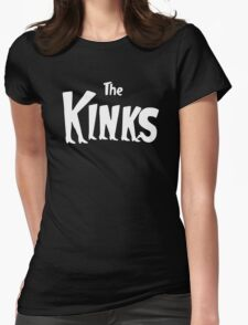 The Kinks Womens Fitted T-Shirt