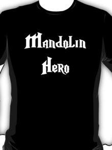 Mandolin Hero Music T-Shirt