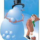 Snowball Surprise by Lester Yocum