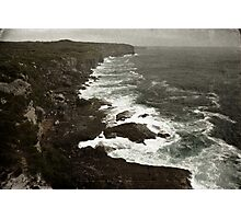 Wreck Bay Photographic Print