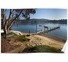 Merimbula Lake Poster