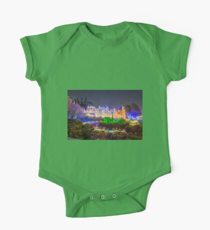 It's a Small World One Piece - Short Sleeve
