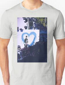 Chaplin Heart T-Shirt