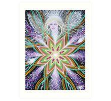 """JOY STAR ANGEL"" Art Print"