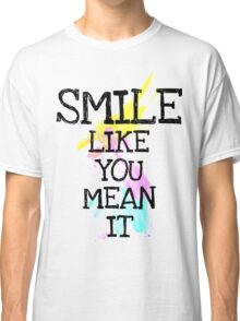 smile like... Classic T-Shirt