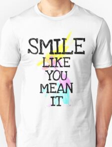 smile like... Unisex T-Shirt