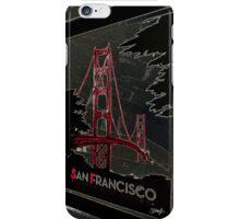 Golden Gate Bridge- San Francisco  iPhone Case/Skin