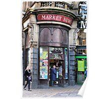 Market News Poster