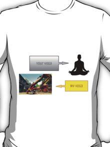 Street Fighter Yoga 2 T-Shirt