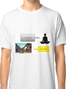 Street Fighter Yoga 2 Classic T-Shirt