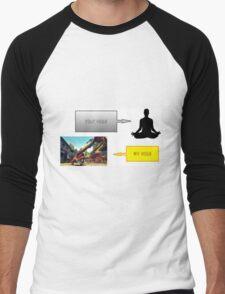 Street Fighter Yoga 2 Men's Baseball ¾ T-Shirt