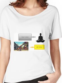 Street Fighter Yoga 2 Women's Relaxed Fit T-Shirt