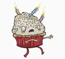 Cupcake zombie 8 Kids Clothes
