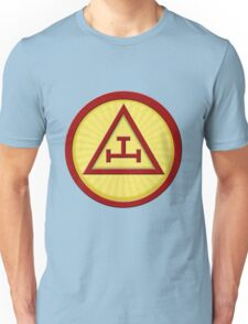 Royal Arch Companion Icon Unisex T-Shirt