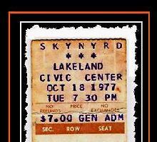 Lynyrd Skynyrd by ccweedcc
