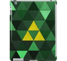 Triforce Quest (Green) iPad Case/Skin
