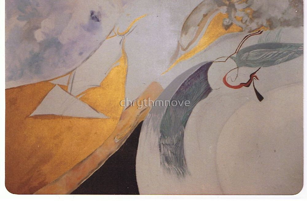 Painting with Gold: a snapshot (1978) by chrythmnove