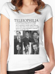 Teleiophilia Women's Fitted Scoop T-Shirt