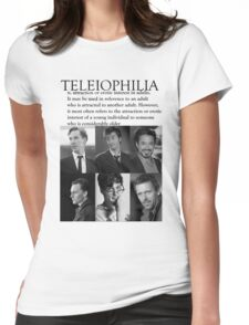 Teleiophilia Womens Fitted T-Shirt