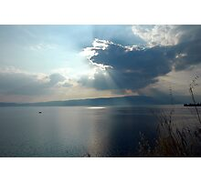 Lake Ohrid Photographic Print