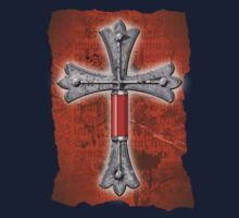 The Blood Cross: True Power by David Naughton-Shires
