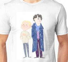 Sherlock and John: Cuties Unisex T-Shirt