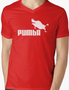 PUMBA  Mens V-Neck T-Shirt
