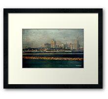 Milwaukee © Framed Print