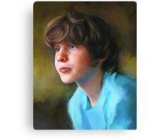 Heirloom Portrait Canvas Print