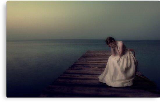 Gone... by Carol Knudsen